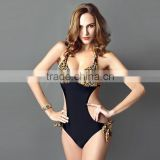 2015 New Trendy Sexy Beach Bikini Swimwear Bikini Set Push-up Padded Bra Swimsuit SV002917