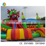 2014 the newest dargon inflatable water park/inflatable floating water park