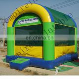 colorful house bouncy castle jumpers JC063