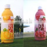 Inflatable Bottle, Product Replica, Bottle Shaped Balloon, Advertising Inflatables