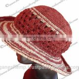 Wire Brim Hat HCWB 0050
