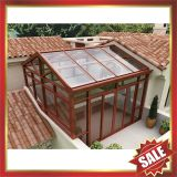 prefab Sunroom,sunhouse,tempered glass garden house,glass house,excellent aluminium framework,super durable!
