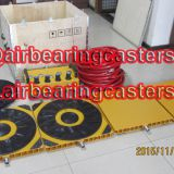 Air bearings transporters factory