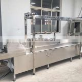 High Efficiency Fried Instant Noodle Cutting Machine/Automatic Production Line for making fried instant noodle machine price