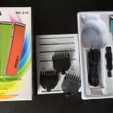 NS-216 Nova Hair Clipper Professional Hair Trimmer Rechargeabl Hair Trimmer