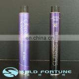 100g Collapsible Aluminium Tube for Hair Colour/ Hand Cream/ Cosmetic Products Packaging