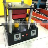 14000PSI More Than 10 Tons Pressure Manual Hydraulic Dual Stainless Steel Heating Press machine