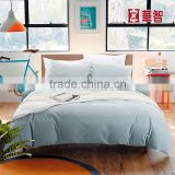 Linen Fabric bedding sets.Stone washing fabric bedding sets