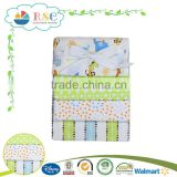 china manufacturers baby cotton fabric baby blanket for sale