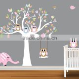 Cute Popular Factory Price Wall Decal Wall Stickers Removable Nursery Wall Decals                                                                         Quality Choice