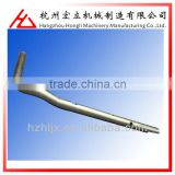 OEM ISO 9001 custom cnc hot dip galvanized curved stainless steel pipe tube support fabrication