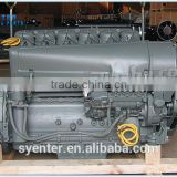 6 cylinders F6L912 deutz diesel engine