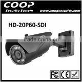 HD SDI Megapixel CCTV Camera Waterproof Bullet IR Panasonic 1080P HD SDI Camera