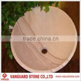 Granite Natural Stone Wash Basin Sink