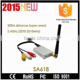 Long Distance Range 2.4G RF Video & Audio Wireless Module For Vision Camera