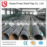 API 5L X65 Spiral Welded Carbon Steel Pipe / High Carbon Steel Pipe / SSAW Carbon Steel Pipe