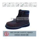 CE certificate durable high heel steel toe safety shoes China 9033