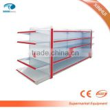 2016 HOT SALE Beautiful Glass shelves cosmetic supermarket Shelf China factory professional manufacture