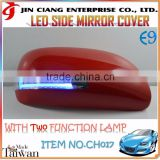 Body Kit FOR TOYOTA COROLLA ALTIS WISH LED SIDE VIEW MIRROR COVER