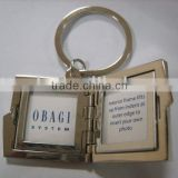 INQUIRY about photo frame metal key chain / metal photo frame key ring / fancy photo frame metal key holder