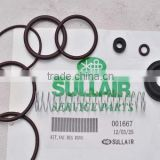 sullair air compressor spare parts 001667 for compressor repair kits overhaul kits