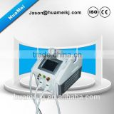 2014 newest beauty clinic equipment RF+laser+e-light multifunction ultrosonic beauty machine