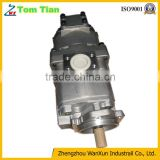 Imported technology & material hydraulic gear pump:705-52-30150 for crane LW250L-1X/LW250L-1H