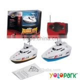 Electric Plastic Radio Controlled Racing Kid Toys Boat, Kid Boat games,kids fishing game toys