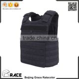 Full Protection MOLLE Tactical Ballistic Vest