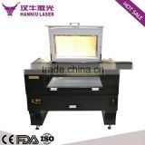 Hot cheap price 9060 laser engraving machine leather fabric acrylic wood rubber plastic laser engraving machine
