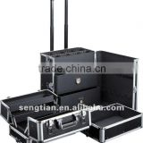 Professional beauty trolley case with Multi-function D9016