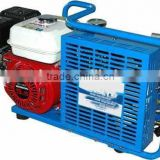 300Bar Air Breathing Apparatus Refilling Air Compressor