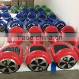 Shenzhen Factory Price OEM Electric Smart Balance Wheel Drifting Scooter Board with LED Light Display