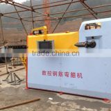 automatic rebar bending machine/stirrup straightening machine/steel bar cutting and bending machine