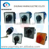 LW26 Series5A20A25A32A63A125A160A1~8 poles(phases)High quality manual changeover rotary cam electrical switch DC voltage(CE,CCC)                                                                         Quality Choice