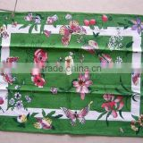 100% cotton fabric novelty reactive full printing tea towel kitchen towel China supplier wholesaler