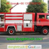 Double cab 4*4 foam fire truck ,water and foam fire truck,fire fighting truck,RHD FAW truck +86 13597828741