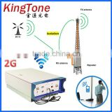 2016 Kingtone 3G 4G Lte Repeater , LCD Real Smart Display Mobile Signal Booster 3G Amplifier Signal Repeater WCDMA