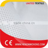 Pass ISO9001 Test For Window Cleaning Use Biodegradable Polypropylene Meltblown Nonwoven Wiping Fabric