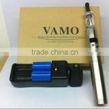 New vamo 6 colors china variable voltage e cig vamo ecig full mechanical mod vamo v6 clone