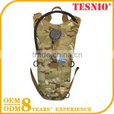 Tactical Hydration Pack,Drinking water bladder FDA,BPA,Hiking Hydration Bag made by Tesnio