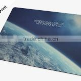 retail good looking heat transfer digital printing rubber mouse pad