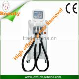 Skin Tightening Vertical Hair Removal Wrinke Removal No Pain Ipl Shr Laser Beauty Device With Medical CE Pain Free