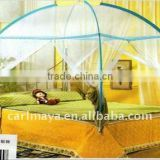 folded free standing tent self-prop mosquito net
