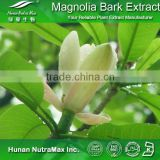 Hunan Nutramax Supply-Magnolia Bark Extract/Magnolia Bark Extract Powder/Magnolia Bark Extract Honokiol and Magnolol 2%~98%