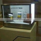 "22"" Transparent LCD Video Display, Clear View Transparent LCD, Transparent screen,hollow"