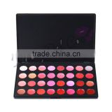 Long lasting 32 colors wholesale lip gloss with good quality