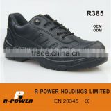 China PU/TPU sole safety work working shoes R385