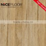 engineered PVC flooring waterproof wood texture vinyl tile                                                                         Quality Choice