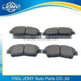 Auto spare parts manufactory brake pad front axle for TOYOTA/LEXUS 04465-YZZ51